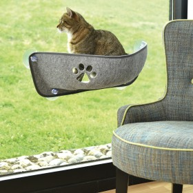 Hamac ventouse pour chats BALKAN