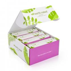 Box de lingettes compostables grand modèle 4x100
