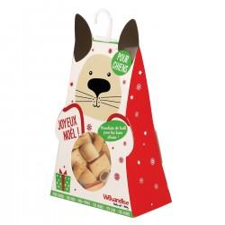 Boîte de Noël pour chiens