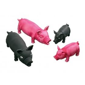 Cochon en latex avec bruit...
