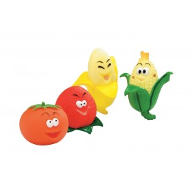 Fruit en vinyl de 4 cm