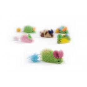 Lot de 20 jouets souris...