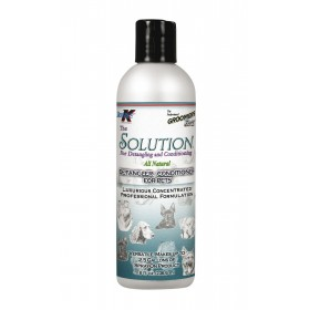 Crème démêlante The Solution Groomer's Edge  Double K