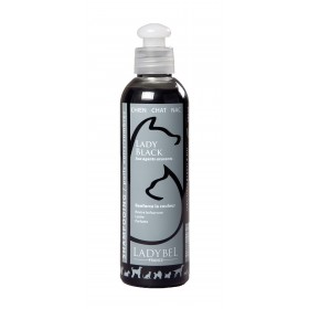 Shampoing LADYBEL couleur noir