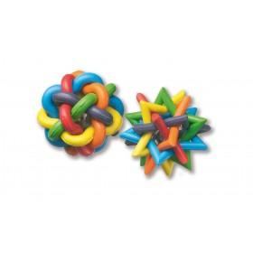 Mini balle atome avec grelot