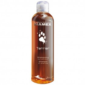 Shampoing Terrier DIAMEX spécial poils durs