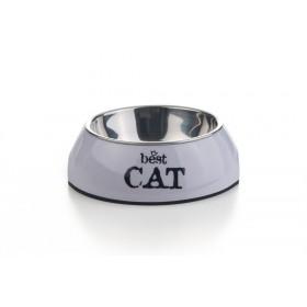 Gamelle mauve Best Cat