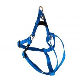 Harnais rapide bleu en nylon