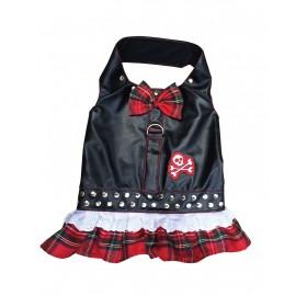 Harnais robe écossaise...