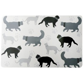 Set de table plastifié motif chats