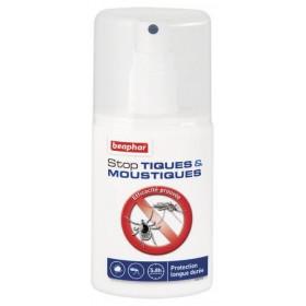 Spray stop tiques et...