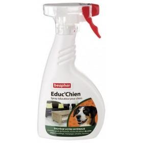 Spray répulsif intérieur pour chien 400 ml