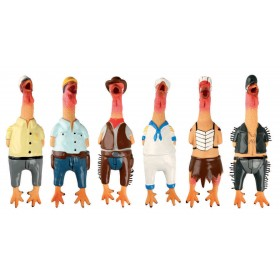 Poulet Village People sonore