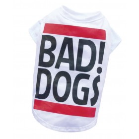 T-shirt BAD DOG spécial grand chien