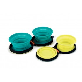Duo de gamelles silicone...