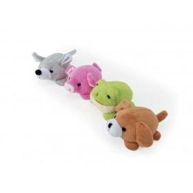 Lot de 12 peluches animaux...