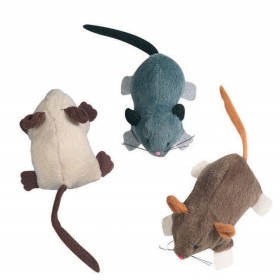 Lot de 6 peluches souris...