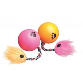 Balle ping pong avec queue