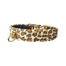 Collier suédine jaguar