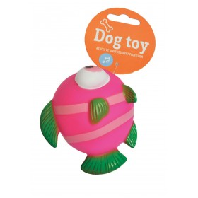 4 jouets vinyle POISSON 10...