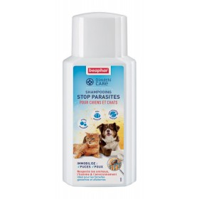 Shampoing antiparasitaire pour chien et chat DimethiCARE...