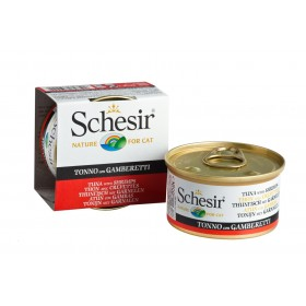 Boite chat SCHESIR 85 g ou 140 g