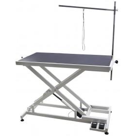 Table à vérin électrique