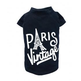 T-shirt noir pour chien...
