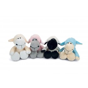Lot 12 peluches Moutons...