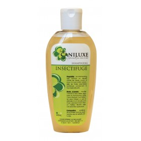 Shampoing CANILUXE Insectifuge