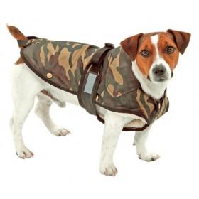 Manteau imperméable camouflage 25 cm