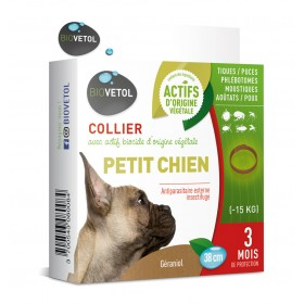 Collier insectifuge pour...