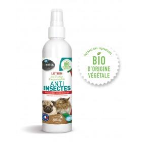 Lotion anti-insectes BIOVETOL