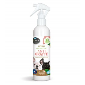 Lotion anti-grattage BIOVETOL