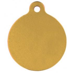 Médaille ALU forme ronde
