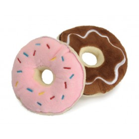 Peluche sonore donut