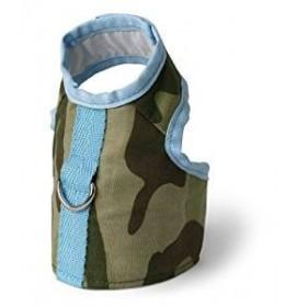 Harnais-veste camouflage