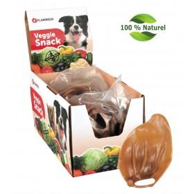 Présentoir de 20 oreilles de cochon 100% végétal