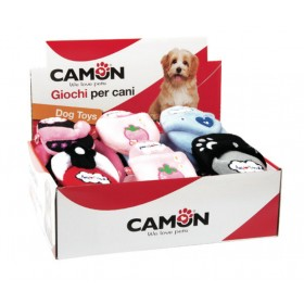 Lot de 20 peluches mini-chaussons