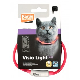 Collier lumineux Visio Light Chat