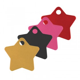 Médailles ALU forme Etoile