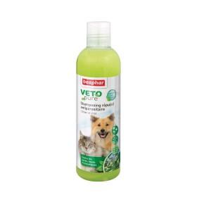 Shampoing répulsif antiparasitaire pour chien et chat...