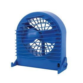 Ventilateur portable de cage
