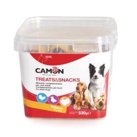 Biscuits fourrés à la volaille pour chiens